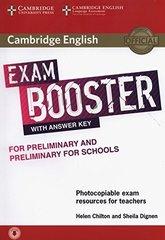 Cambridge English Exam Booster for Preliminary ...