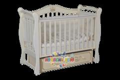 Кроватка детская Антел «JULIA 11»