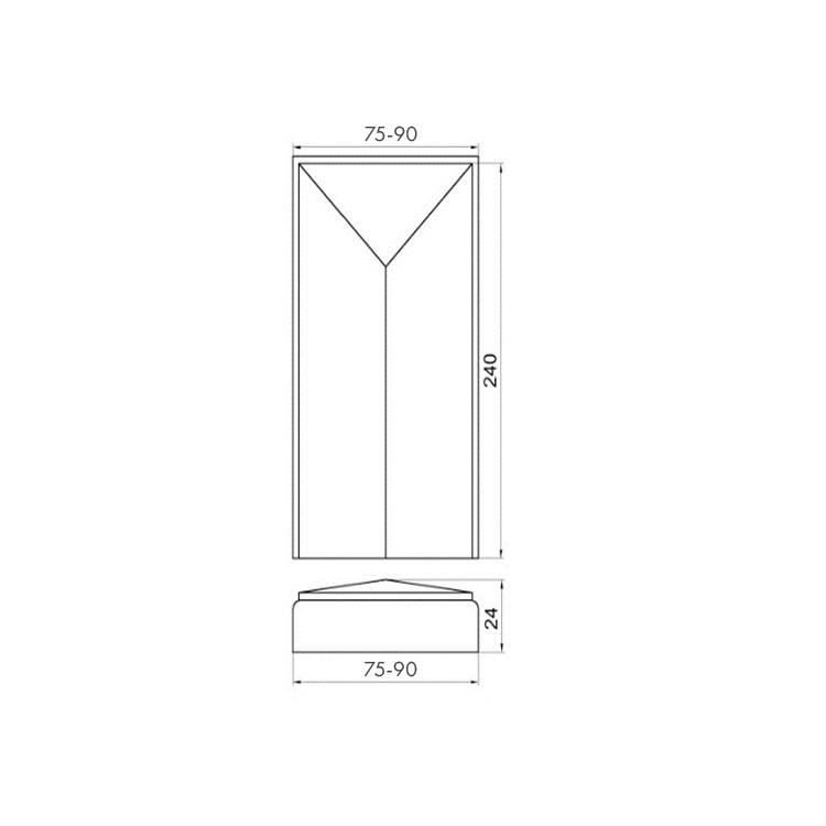 Porte Vista Цоколь №2 массив дуба Porte Vista cokol-2-pv-dvertsov.jpg