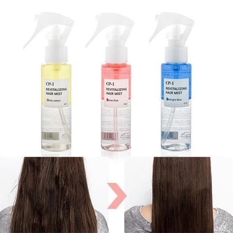 Мист для волос Esthetic House CP-1 Revitalizing Hair Mist Petite Pink