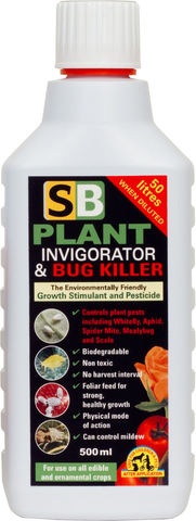 SB Plant navigator bug killer (Баг Киллер)