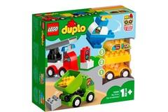 Lego konstruktor Duplo My First Car Creations