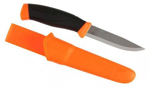 Нож перочинный Mora Companion (11824) 218мм оранжевый