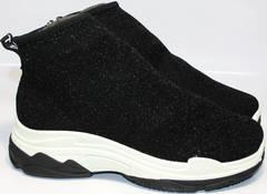Кроссовки для повседневной носки Seastar LA33 Black.