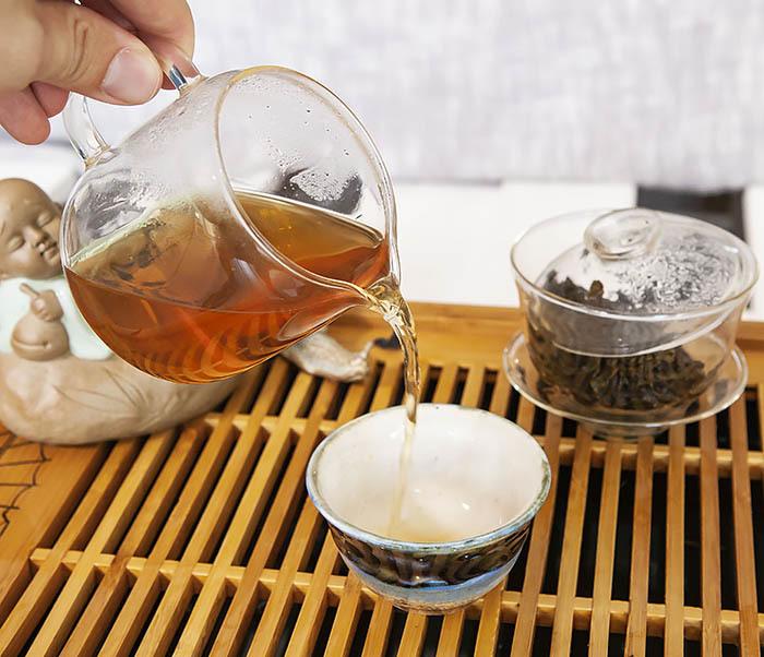 TEA-CH128 Китайский чай «Восемь Бессмертных» (Ба Сянь Доу Сян, 50 гр) фото 13
