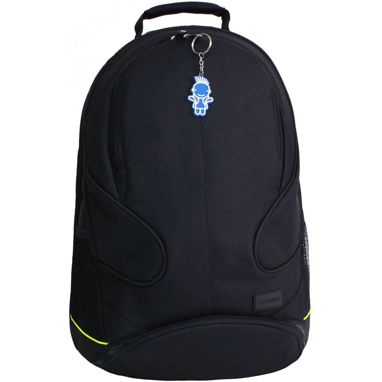 Рюкзаки для ноутбука Рюкзак для ноутбука Bagland Рюкзак ZOOTY 24 л. Чёрный (00531662) IMG_8907.JPG