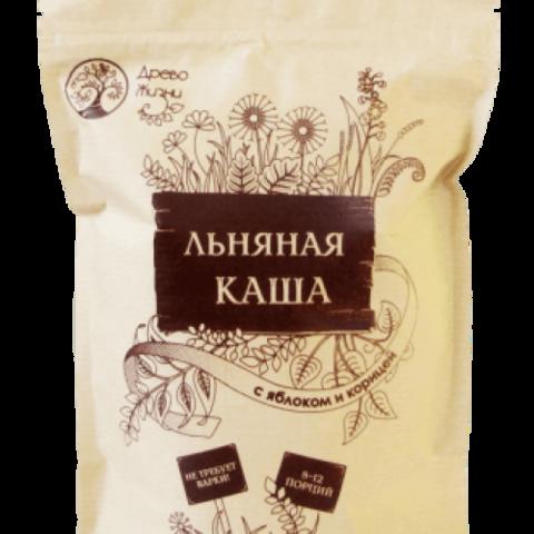 Каша льнян Яблоко/Корица 400г ДЖ