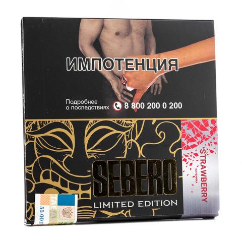 Табак Sebero Limited Strawberry (Клубника) 60 г