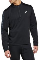 Рубашка беговая Asics Icon Ls 1/2 Winter Zip мужская