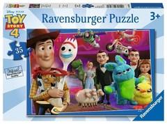 Puzzle TS: Disney Toy Story 4 35pcs