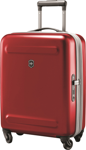 Чемодан Victorinox Etherius, красный, 39x23x55 см, 34 л
