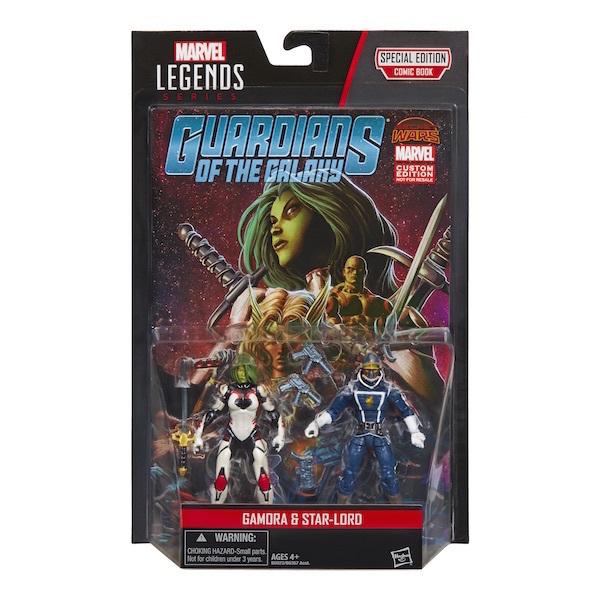 Гамора И Звёздный Лорд - Gamora and Star Lord