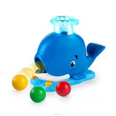 Bright Starts Развивающая игрушка Веселый китенок с шариками (10934)