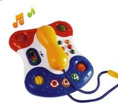 Chicco Телефон музыкальный (68900.20)