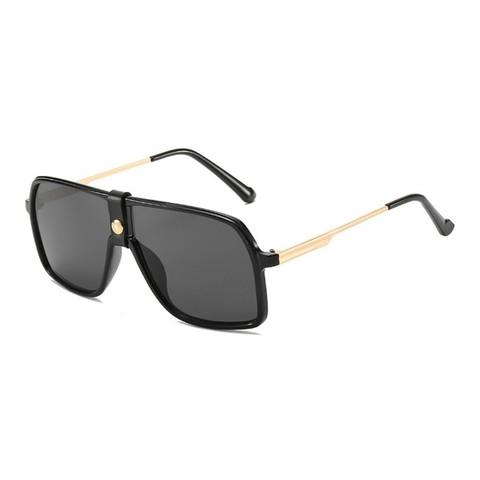 Солнцезащитные очки 1968001s Черный - фото