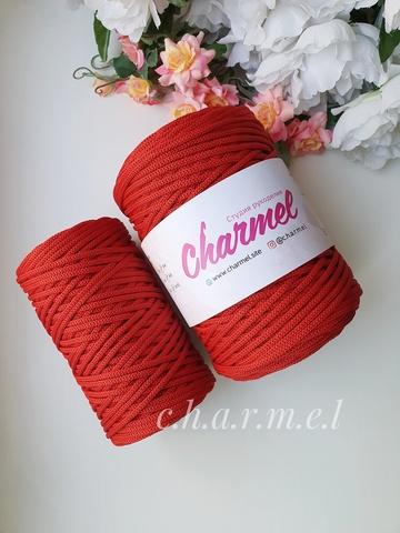 Красный Полиэфирный шнур 4 мм