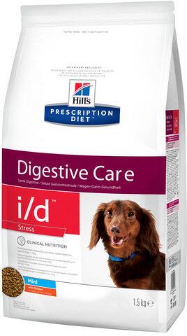 купить Hill's™ Prescription Diet™ i/d™ Stress Canine Mini сухой корм для собак мелких пород, диетический рацион при стрессе и заболеваниях ЖКТ