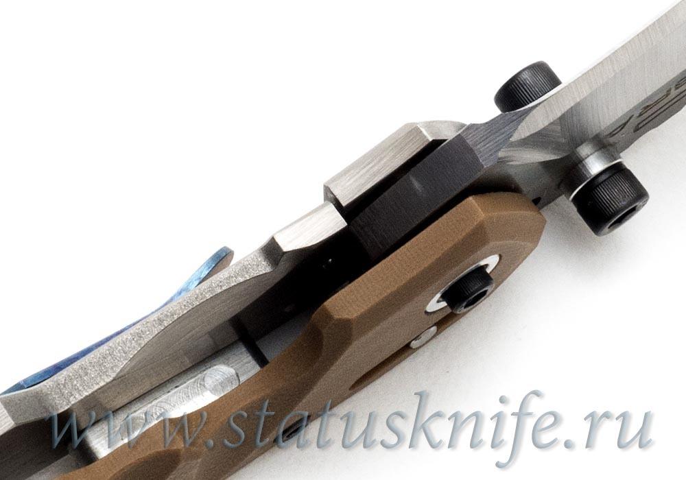 Нож Dwaine Carrillo M250 Cobra Кастом - фотография