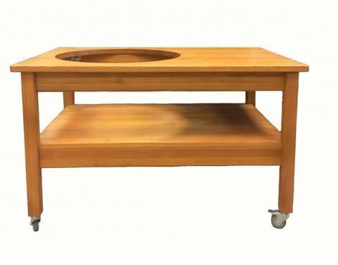 Стол из сибирской лиственницы Kamado Classic Joe
