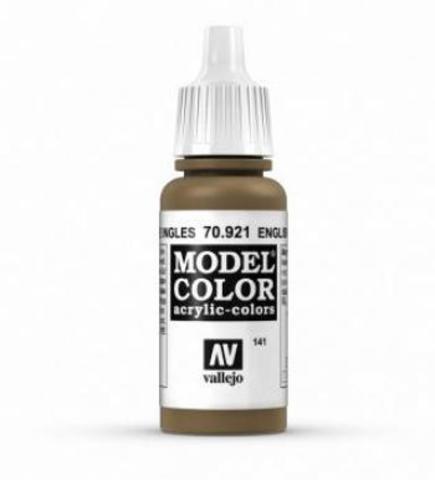 Model Color English Uniform 17 ml.