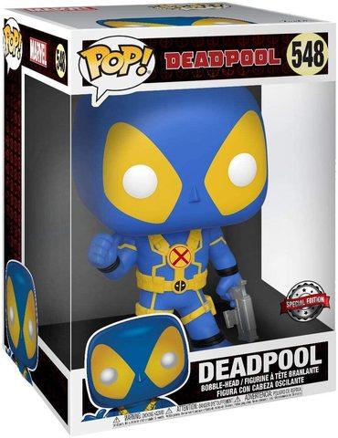 MEGA Funko POP! Bobble: Marvel: Deadpool: 10