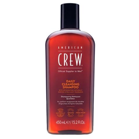 American Crew Classic: Ежедневный очищающий шампунь для мужчин (Daily Cleansing Shampoo), 250мл/450мл