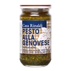 Крем-паста песто Casa Rinaldi Генуя в оливковом масле 180г