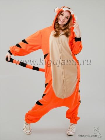 """Пижама кигуруми """"Тигр"""""""