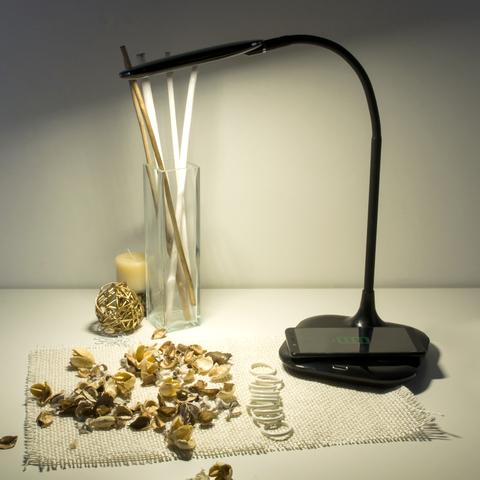 Настольный светодиодный светильник 80419/1 черный
