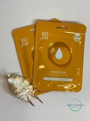 J:on Маска для лица тканевая с вулканическим пеплом - Molecula volcanic ash daily essence mask, 23мл