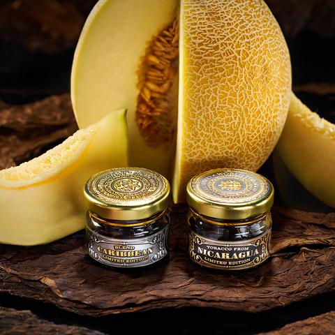 Табак для кальяна WTO Caribbean Blend Melon 200 гр