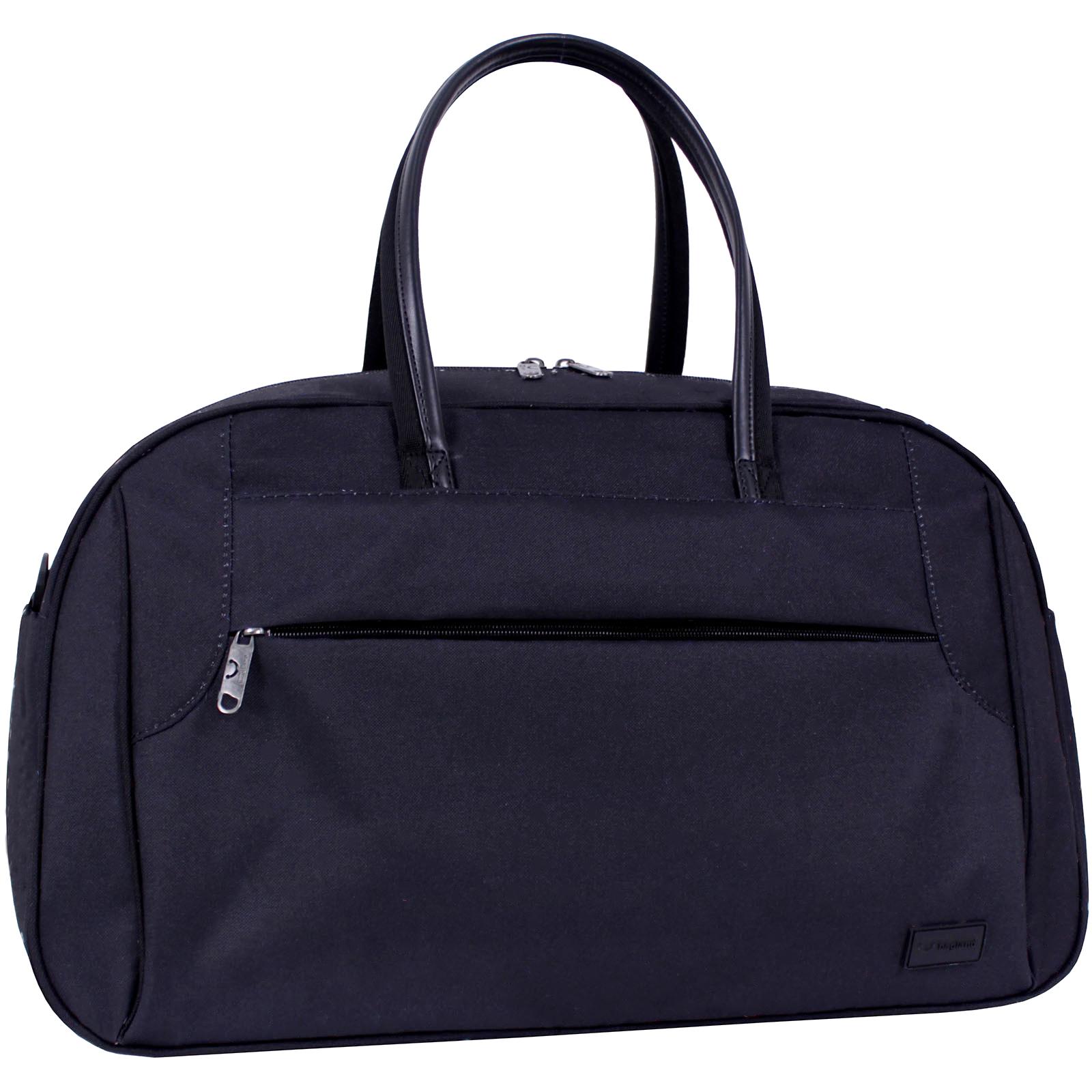 Спортивные сумки Сумка Bagland Тунис 34 л. Чёрный (0039066) IMG_7132_суб.462_.jpg