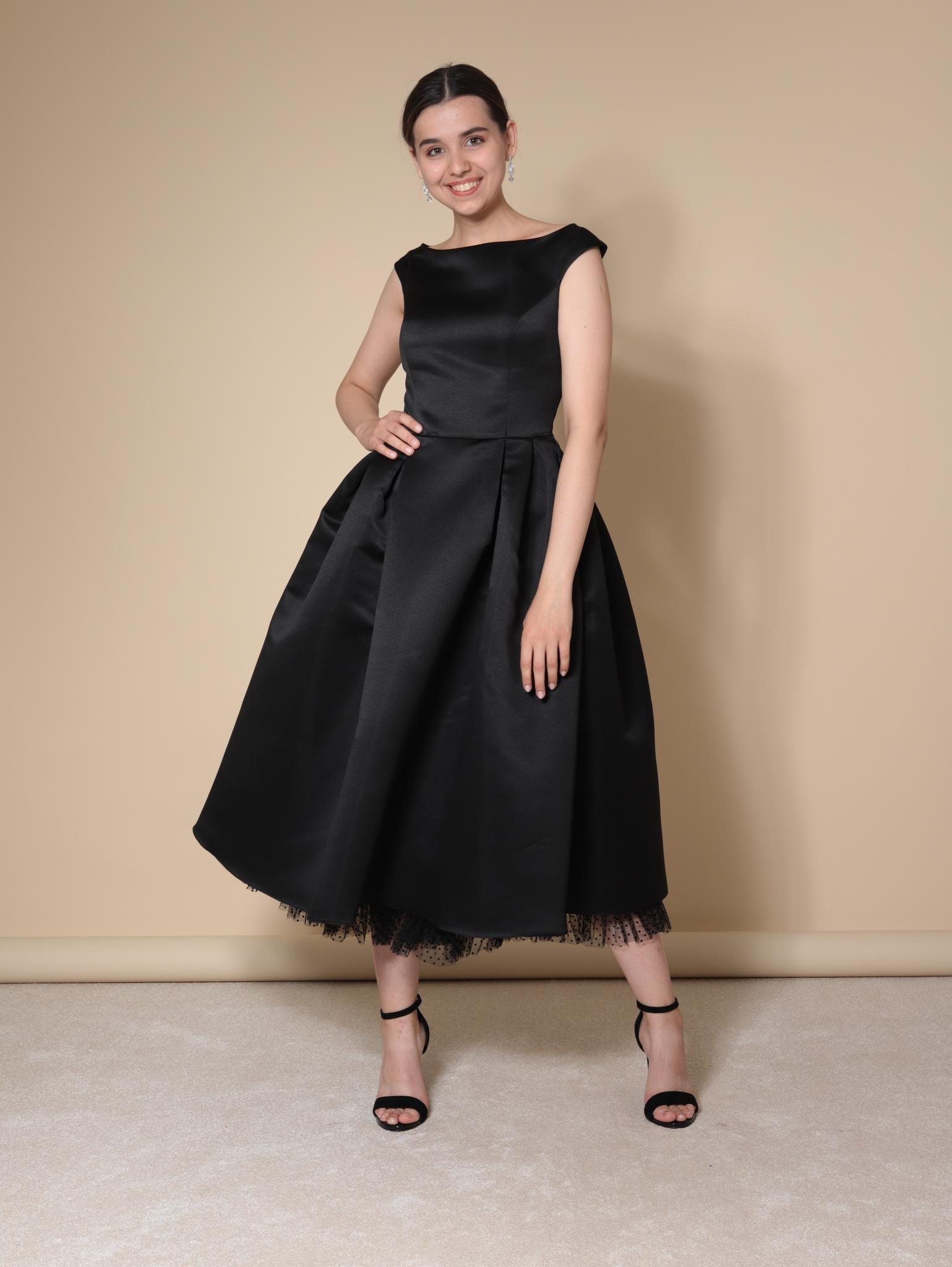 Платье pl-2990/черный