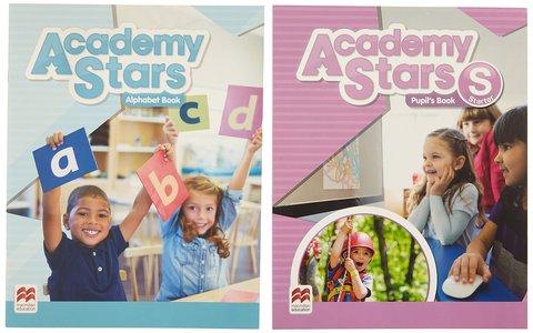 Academy Stars Starter Pupil's Book Pack with Alphabet Book