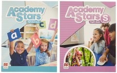Academy Stars Starter Pupil's Book Pack with Alphabet Book
