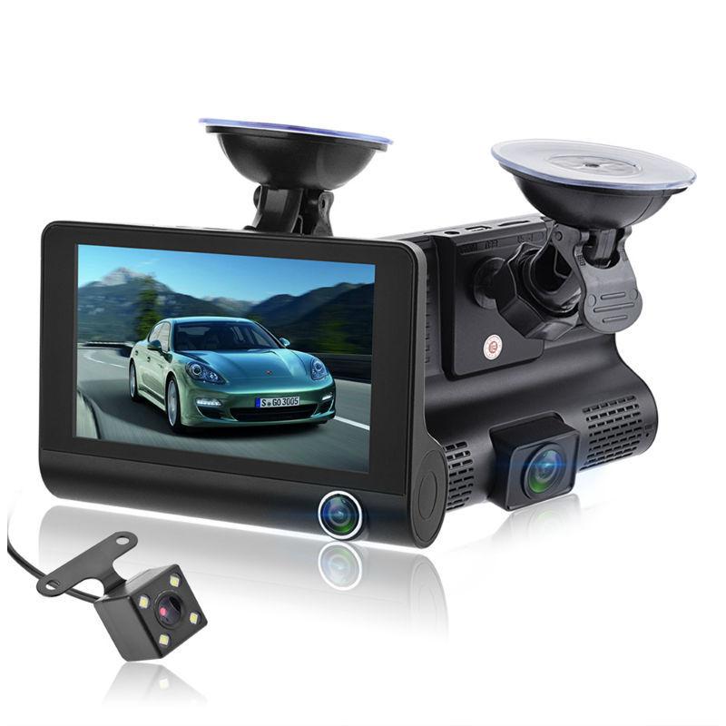 Аксессуары для автомобиля Видеорегистратор с тремя камерами Video Сar DVR автомобильный videoregistrator-s-tremya-kamerami-avtomobilnyy.jpg