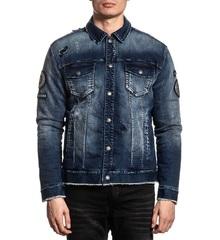 Куртка Affliction NOMAD JACKET TRILOGY WASH
