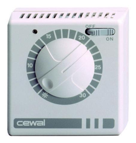 Комнатный термостат CEWAL RQ30
