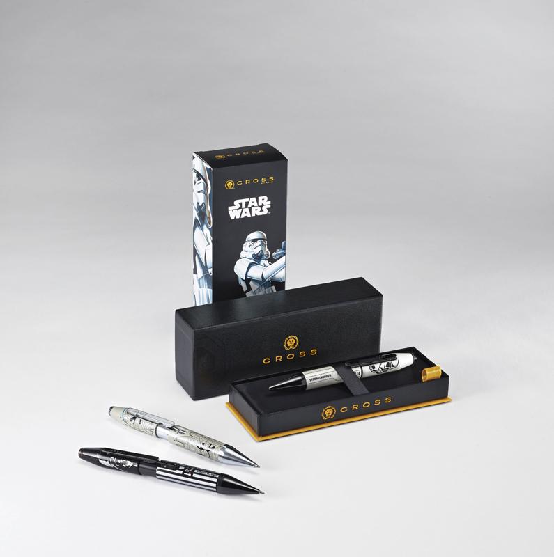 Cross Selectip X Star Wars - Darth Vader, ручка-роллер