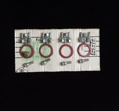 Комплект крепления 4 колес BBS для Rover (4 кольца/16 болтов)