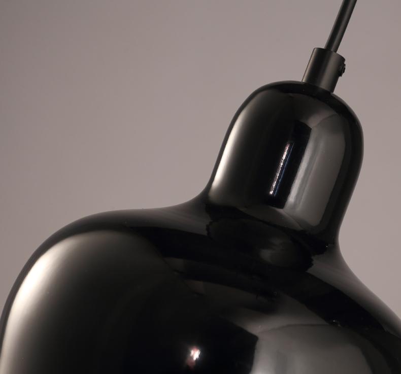 Подвесной светильник A330S Golden Bell by Artek (черный)