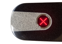 TTD-03.1G Тумбовый турникет-трипод PERCo