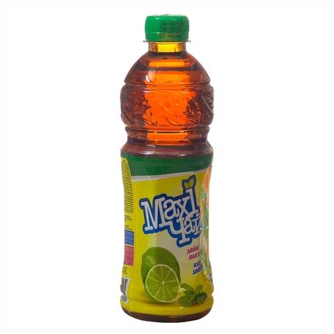 Чай холодный MAXI черный Лайм Мята 0,45 л КАЗАХСТАН