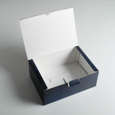 Коробка складная Something amazing, 26 × 19 × 10 см