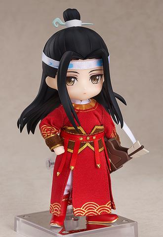 Nendoroid Doll Lan Wangji: Qishan Night-Hunt Ver. (ПРЕДЗАКАЗ) Дата выхода Январь 2022