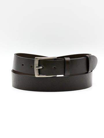 Ремень для брюк тёмно-коричневый Doublecity RC34-08-02