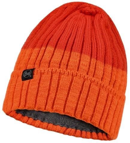 Шапка вязаная с флисом Buff Hat Knitted Polar Igor Fire фото 1