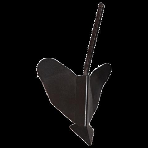 Распашник мотоблочный Кадви РМ-1 (окучник)