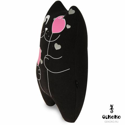 Подушка-игрушка антистресс Gekoko «Котик Мотик» 3