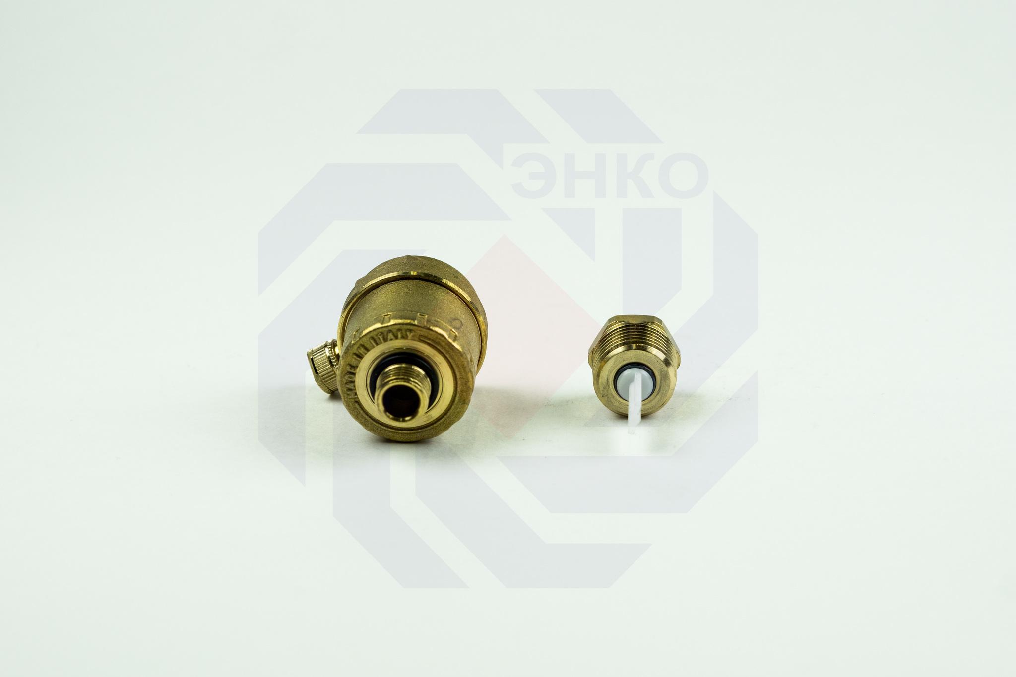 Клапан сброса воздуха автоматический GIACOMINI R88I ½